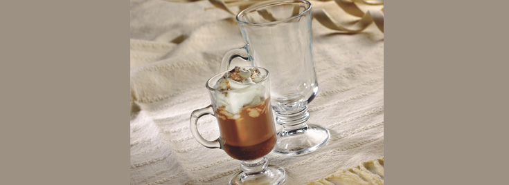 Mini bill irish coffee